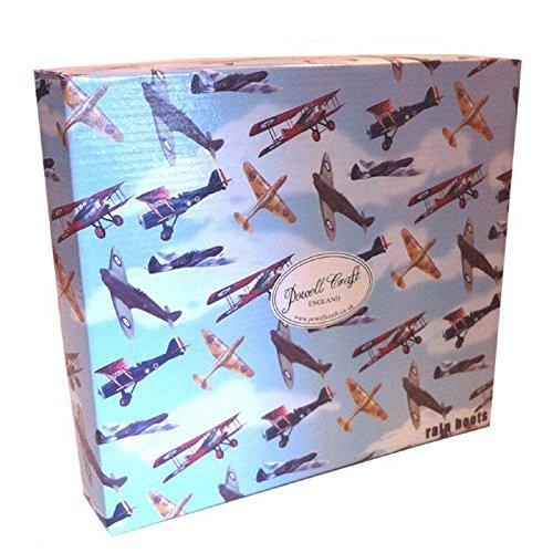 """Bottes en caoutchouc """"avions""""-livré dans un emballage cadeau taille 28,5"""