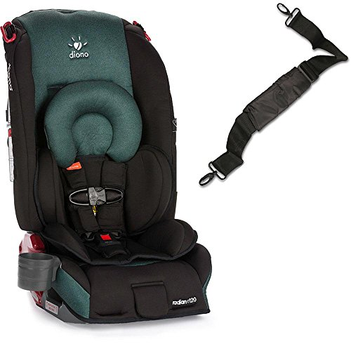 Diono Radian R120 Car Seat with Carry Strap - Black Forest