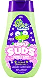 Kandoo Moisturizing Bubble Bath, Tropical Smoothie, 16 Fluid Ounce