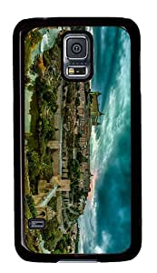 ICORER Top Rated Samsung Galaxy S5 Case Toledo Spain Case Cover for Samsung Galaxy S5 PC Black
