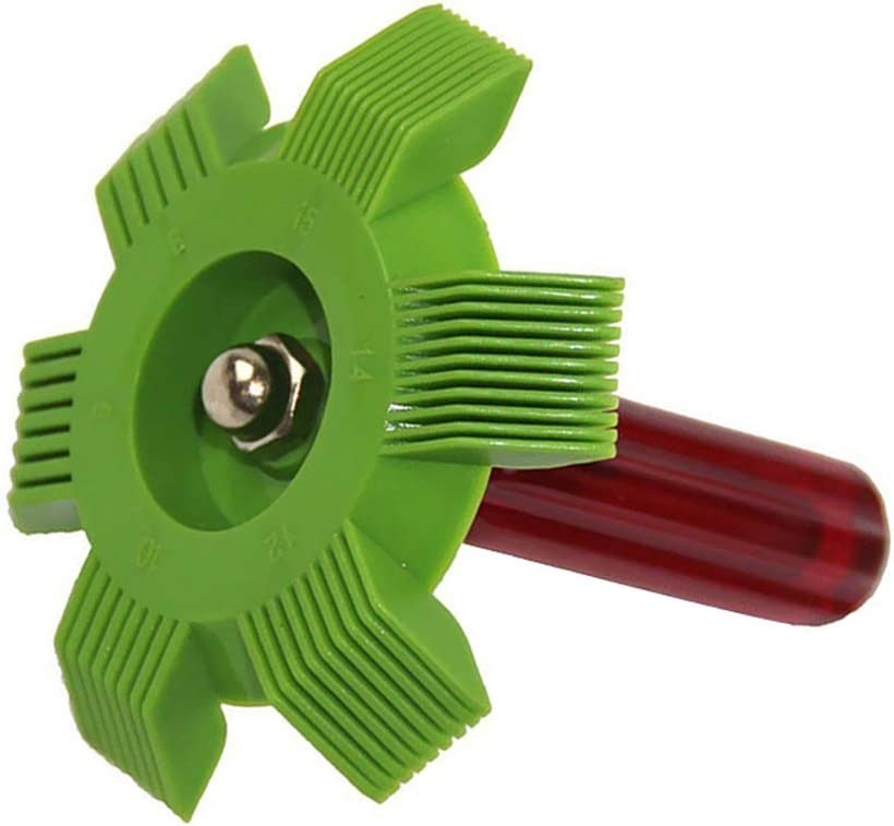 lzndeal Condensador automotriz del evaporador del radiador del ...
