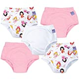 Bambino Mio, Potty Training Pants, Mixed Girl Fairy, 2-3 Years, 5 Pack