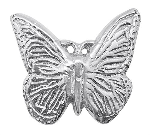 Mariposa Monarch Butterfly Beaded Napkin Box by Mariposa