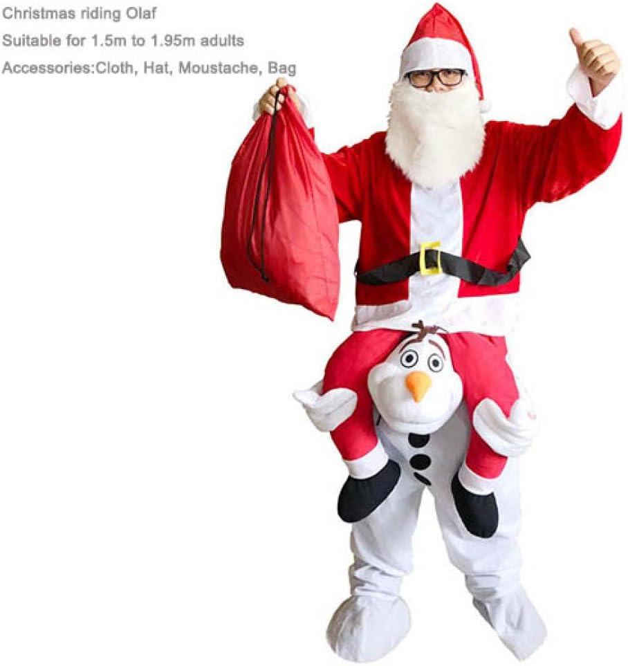 ZHANGSDJ Costumi Natalizi Traje De Navidad Disfraz De Navidad para ...