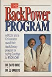 img - for The Back Power Program by Imrie, David, Barbuto, Lu (1989) Hardcover book / textbook / text book