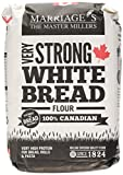 Marriage's 100% Very Strong Canadian White Flour 1.5 kg (Pack of 5)