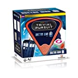 Character Doctor Dr. Who 'Trivial Pursuit' Card Game