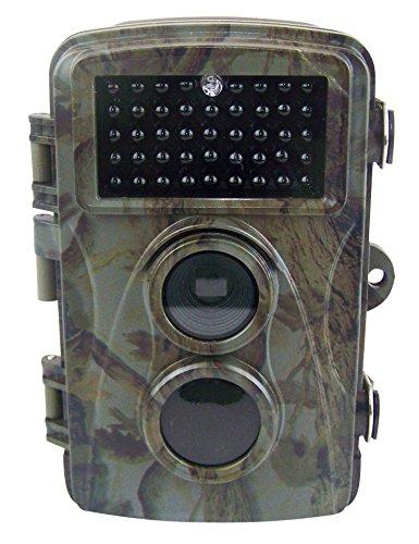 Berger & Schröter 8 MP Wildkamera Digitaler Foto Schuss 32 GB, camo, S BERCC|#Berger + Schröter 31647