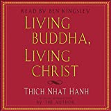 Bargain Audio Book - Living Buddha  Living Christ