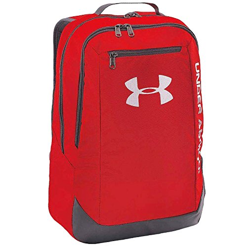 Under Armour Hustle LDWR Backpack One Size Red