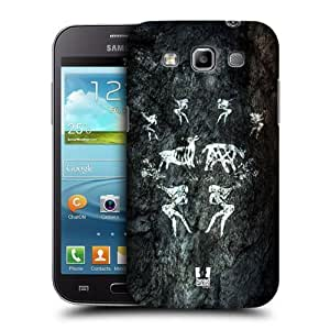 Feast Cave Painting Back Case Cover For Samsung Galaxy Win I8550 I8552