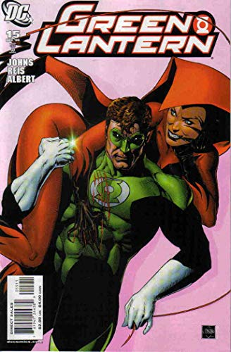 Green Lantern (4th Series) #15 VF ; DC comic book ()