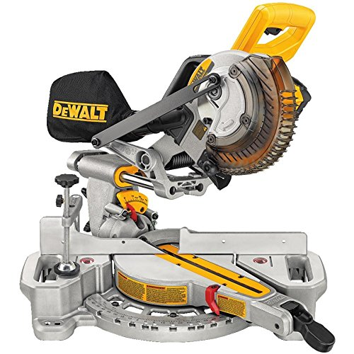 DeWalt DCS361B - Sliding Miter Saw