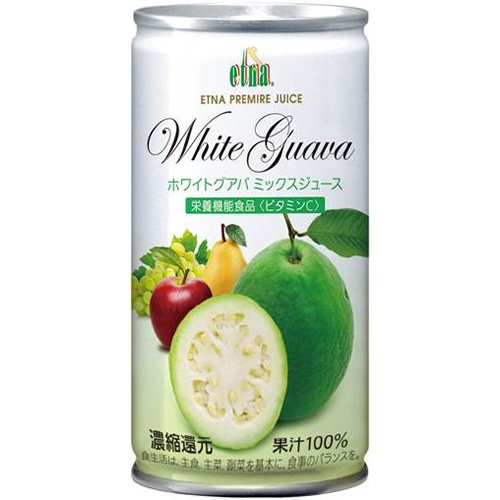 195mlX20 this Etna white guava mix juice