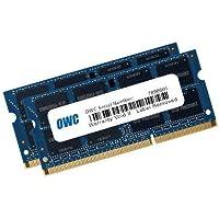 OWC OWC1867DDR3S32S módulo de - Memoria (32 GB, 4 x 8 GB, DDR3, 1866 MHz, 204-pin SO-DIMM, Azul)