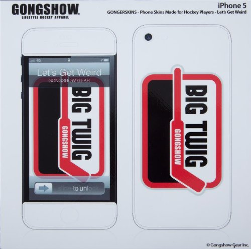 Gongshow Big Twig 2 iPhone 5 Skin
