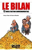 img - for Le bilan (French Edition) book / textbook / text book