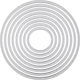 Sizzix Framelits 8 Die Set, Circles