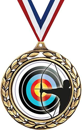 Archery Medals - 2 1/2