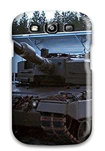Excellent Galaxy S3 Case Tpu Cover Back Skin Protector Tank