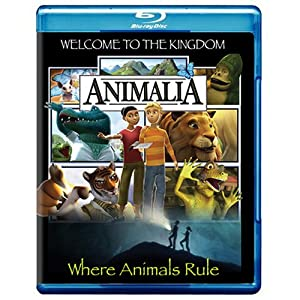 Cover Image for 'Animalia: Welcome to the Kingdom'