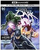 Justice League Dark (4K Ultra HD/Blu-ray/Digital)