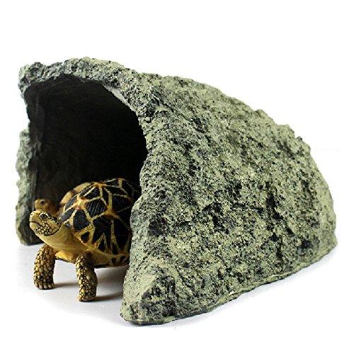 KUNABJ Crawler nest, Land Turtle shelter, shelter from The Lizard Tree cave, Simulation Rock Landscaping Decoration