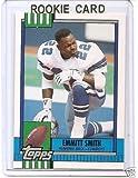 1990 Topps Emmitt Smith Rookie Card