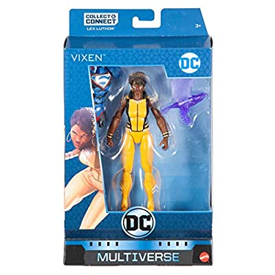 DC Comics Multiverse DC Rebirth Vixen Figure: Toys & Games
