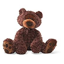 "30"" Extra Large Soft and Silky Plush Philbin the Chocolate Brown Teddy Bear Children's Stuffed Animal Toy"