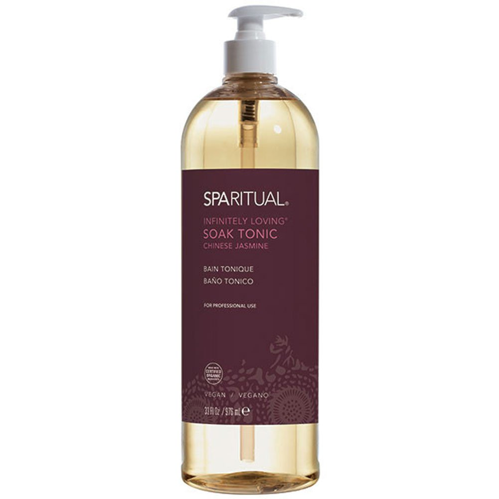 SpaRitual Infinitely Loving Soak Tonic 33 oz