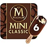 Magnum Mini Ice Cream Bars, Classic, 6 ct