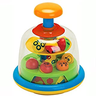 Fun Time Spinning Popping Pals (Color May Vary)