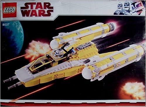 Lego Star Wars Instruction Manual For 8037 Legos Amazon Books