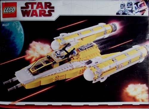 Legos Instructions Star Wars (Lego Star Wars Instruction Manual for 8037)