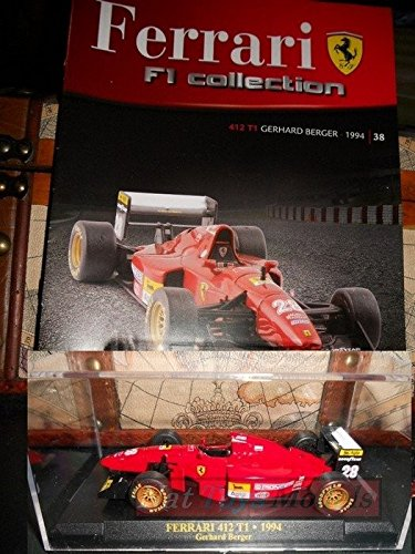 AMAES Ferrari F1 Collection 412 T1 1994 Berger Model +BOX + fas ...