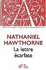 La lettre écarlate par Hawthorne