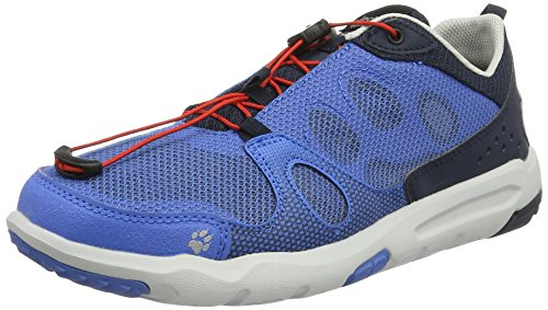 Jack Wolfskin Monterey Air Low M, Scarpe Sportive Outdoor Uomo Blu (Wave Blue)