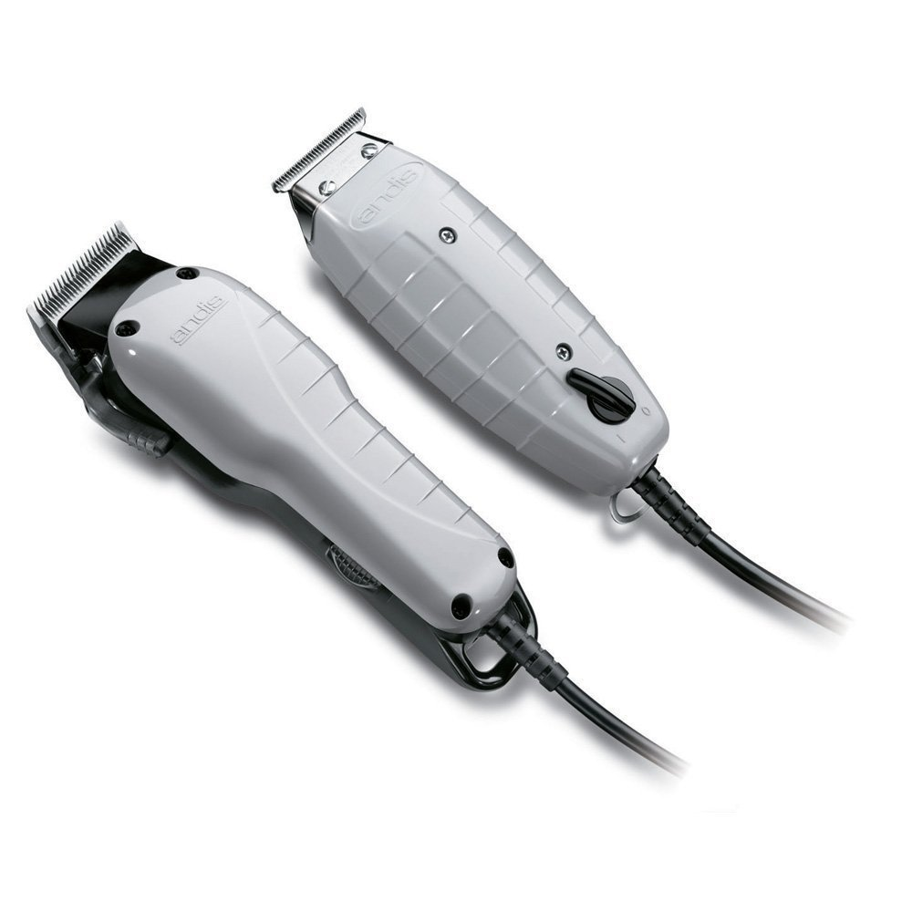 ANDIS Professional Barber Combo Adjustable Clipper with Trimmer CL-66325
