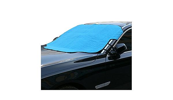 Protector de cubierta de coche de Top se adapta a Renault Megane Hatchback Frost Hielo Nieve Sol 5385