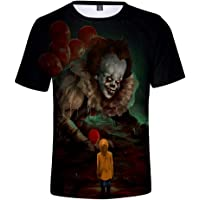 Camiseta de Manga Corta para Hombre It-Chapter Two