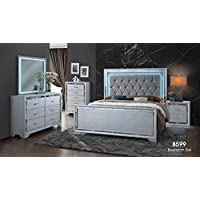 B599 Panel Bedroom Set - 5 pc. (Queen)