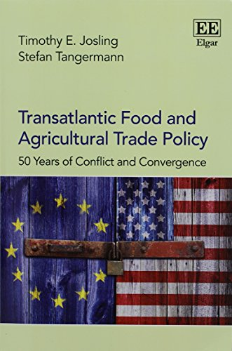 Transatlantic Food and Agricultural Trade Policy: 50 Years of Conflict and Convergence