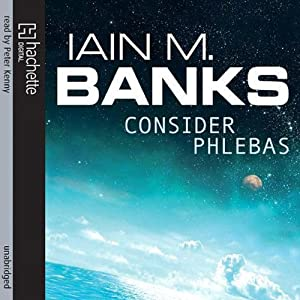 Consider Phlebas Audiobook