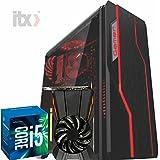Pc Gamer Intel I5 7400, GeForce Gtx 1050ti 4gb, Ram 8gb Ddr4
