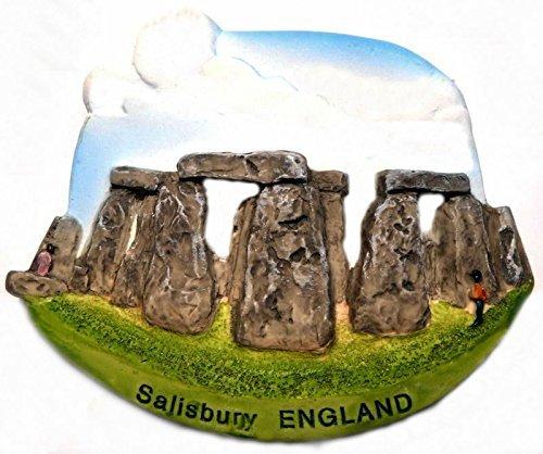 Stonehenge Salisbury England United Kingdom. High Quality Resin 3d Fridge Magnet (United Kingdom Magnet compare prices)