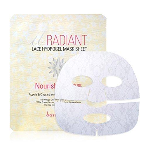 Banila-Co-It-Radiant-Lace-Hydrogel-Mask-Sheet-Nourishing-30g