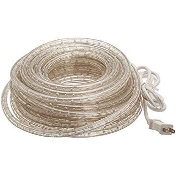 American Lighting 042-CL-50 Incandescent Rope Indoor/Outdoor Rated Light Kit  sc 1 st  Amazon.com & Amazon.com: Incandescent - Warm White - Rope Light - 1/2 in. - 2 ... azcodes.com