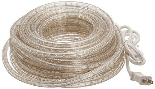 American Lighting 042-CL-50 Incandescent Rope Indoor/Outdoor Rated Light Kit, 50-Feet