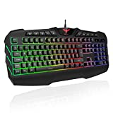 Havit Mechanical Gaming Keyboard and Mouse Combo (RGB)